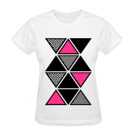 Women's T-Shirts ~ Women's T-Shirt ~ [SHINee] Triangle Love