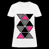 Women's T-Shirts ~ Women's T-Shirt ~ [SHINee] Triangle Love