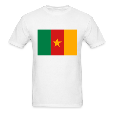 Flag Cameroon (3c) T-Shirts