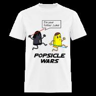T-Shirts ~ Men's T-Shirt ~ Popsicle Wars