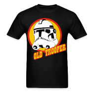 T-Shirts ~ Men's T-Shirt ~ Old Trooper