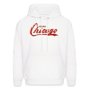 Enjoy Chicago - Men's Hoodie