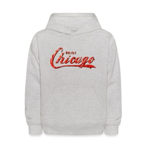 Enjoy Chicago - Kids' Hoodie