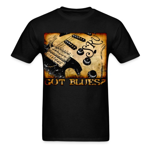 Got Blues - Men's T-Shirt