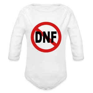 No DNF - Long Sleeve Baby Bodysuit