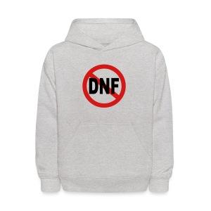 No DNF - Kids' Hoodie