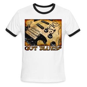 Got Blues - Men's Ringer T-Shirt