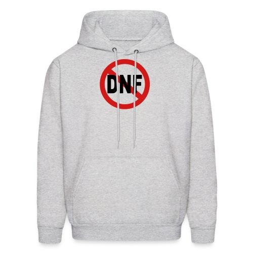 No DNF - Men's Hoodie