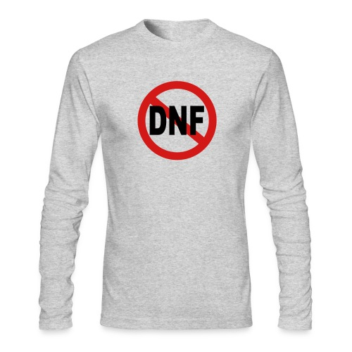 No DNF - Men's Long Sleeve T-Shirt by Next Level