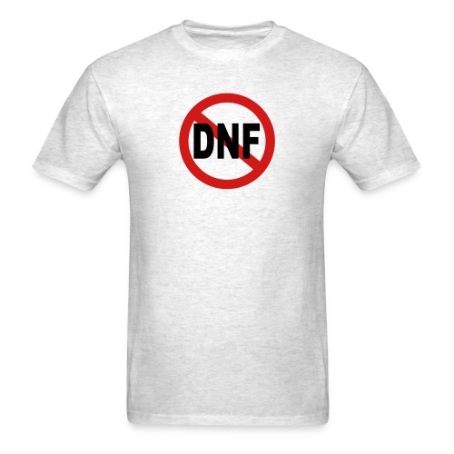 No DNF - Men's T-Shirt