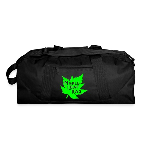 Maple Leaf Rag Duffel Bag - Duffel Bag