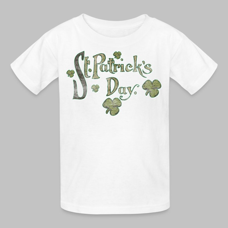 Vintage St. Patrick's Day - Kids' T-Shirt