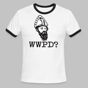 What Would Patrick Do? - Men's Ringer T-Shirt