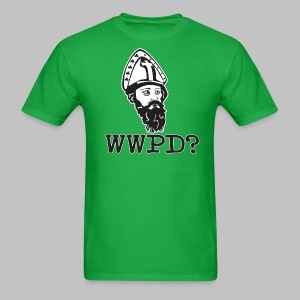 What Would Patrick Do? - Men's T-Shirt
