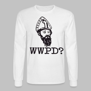 What Would Patrick Do? - Men's Long Sleeve T-Shirt