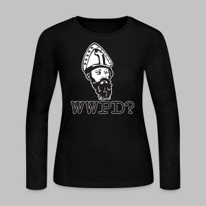 What Would Patrick Do? - Women's Long Sleeve Jersey T-Shirt