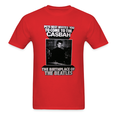 Pete Best invites you to the Casbah