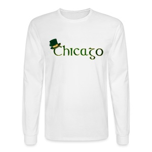 Chicago Irish - Men's Long Sleeve T-Shirt