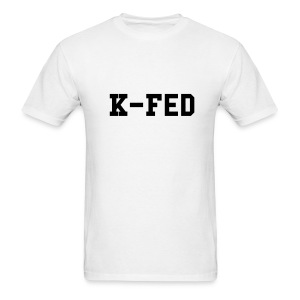 K-FED Costume T-SHIRT - Men's T-Shirt
