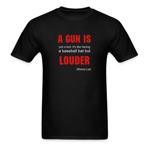 A Gun is... Men's T Shirt - Men's T-Shirt