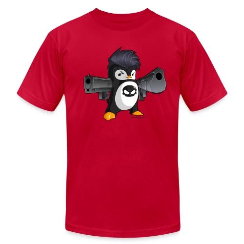Puny Gun Show - Men's Fine Jersey T-Shirt