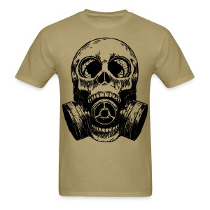 SkullMask Black Shadows - Men's T-Shirt