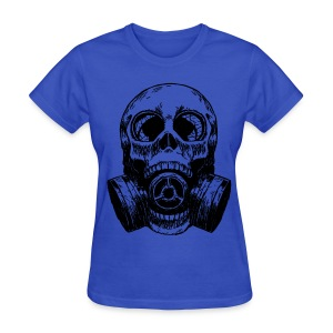 SkullMask Black Shadows - Women's T-Shirt