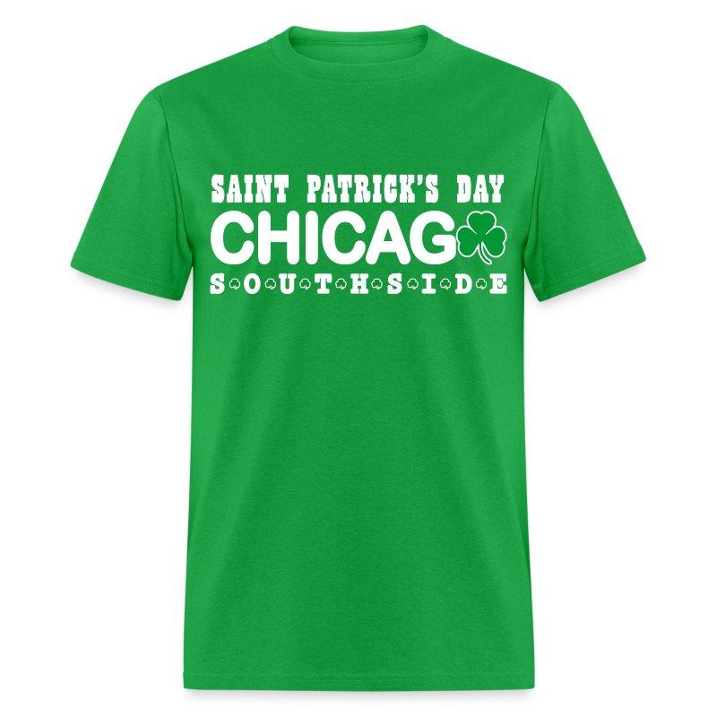 Chicago St. Patrick Southside - Men's T-Shirt