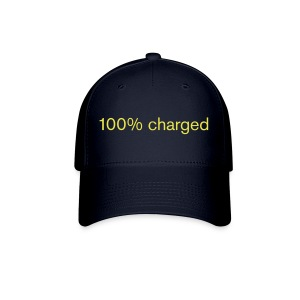 100% Charged Baseball Cap - Baseball Cap