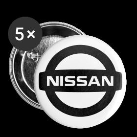 Nissan Logo Buttons ~ 215