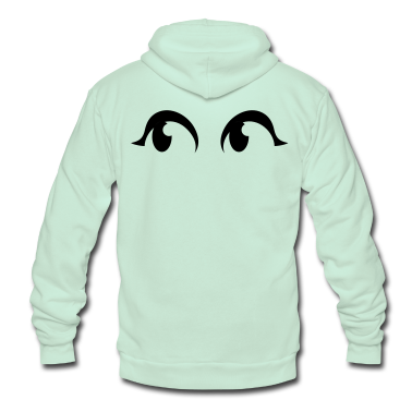 cool pair of eyes Zip Hoodies/Jackets