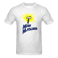 T-Shirts ~ Men's T-Shirt ~ Mini Mjolnir