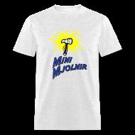 T-Shirts ~ Men's T-Shirt ~ Mini Mjolnir
