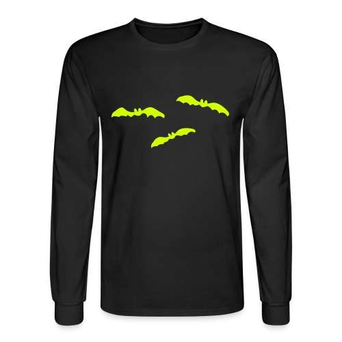Bat Long Sleeve - Men's Long Sleeve T-Shirt