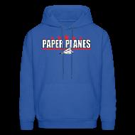 Hoodies ~ Men's Hoodie ~ Paper Planes