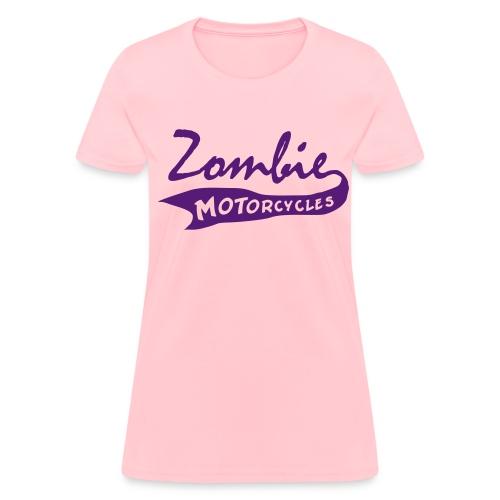 Womens Vintage Zombie  - Women's T-Shirt