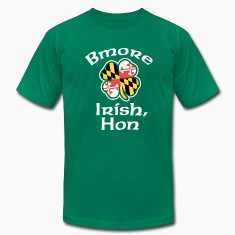 Bmore Irish Hon T-Shirts