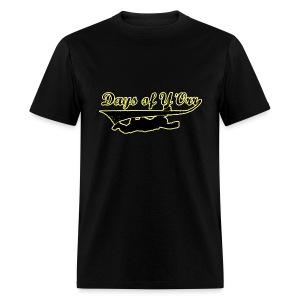 Days of Y'Orr - Men's standard weight - Men's T-Shirt