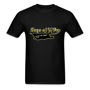 Days of Y'Orr - Men's standard weight - Men's T-Shirt
