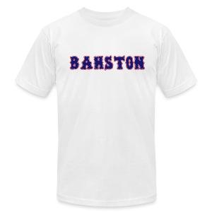 Bahston - Men's Fine Jersey T-Shirt