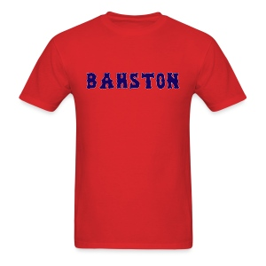 Bahston - Men's T-Shirt