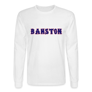Bahston - Men's Long Sleeve T-Shirt