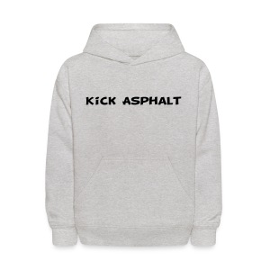 Kick Asphalt - Kids' Hoodie