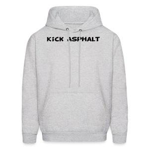 Kick Asphalt - Men's Hoodie