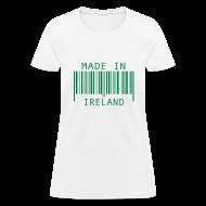Women's T-Shirts ~ Women's T-Shirt ~ Made in Ireland
