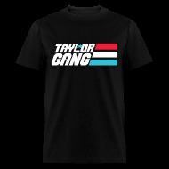 T-Shirts ~ Men's T-Shirt ~ Taylor Gang Stripe