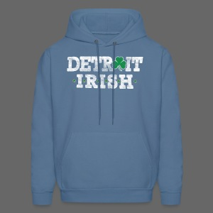 Detroit Irish - Men's Hoodie