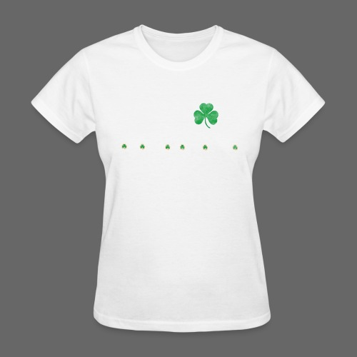 Detroit Irish - Women's T-Shirt