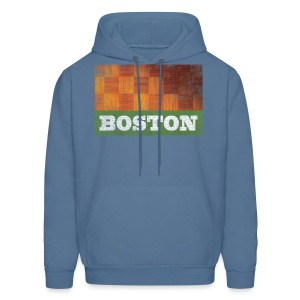 Old Boston Parquet - Men's Hoodie