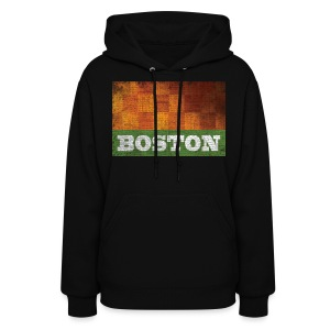 Old Boston Parquet - Women's Hoodie